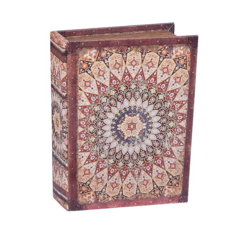 Large Wooden Book Box