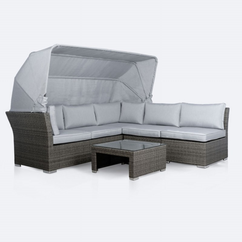Santiago Day Bed with Canopy