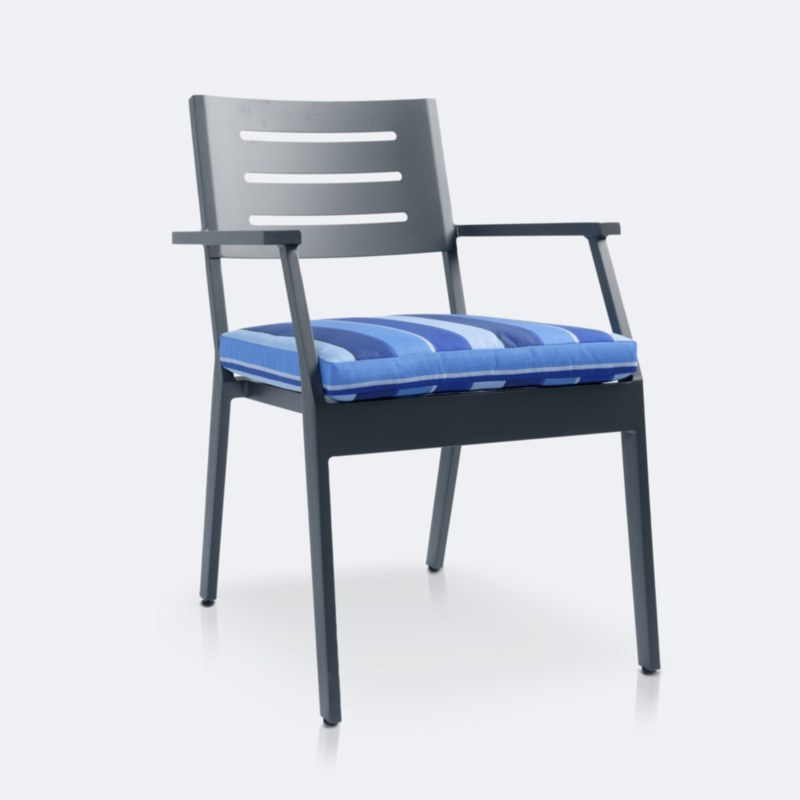 Sea Breeze Dining Arm Chair