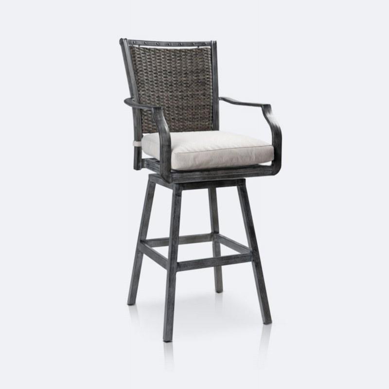 Sunnyvale Swivel Bar Chair