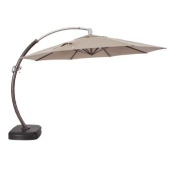 13' Round Side Arm Umbrella