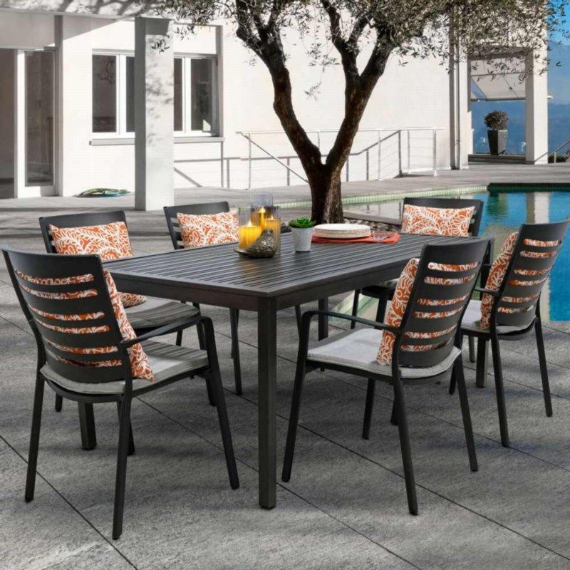 Linear and Lexi Dining Set