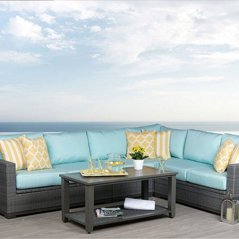 Woodstock Sectional Set