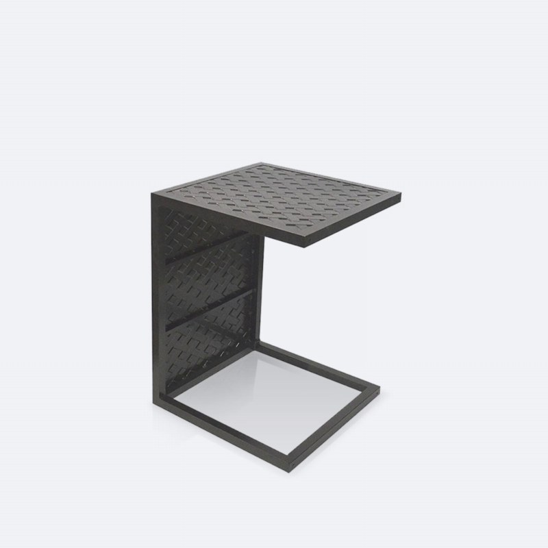 Weave End Table