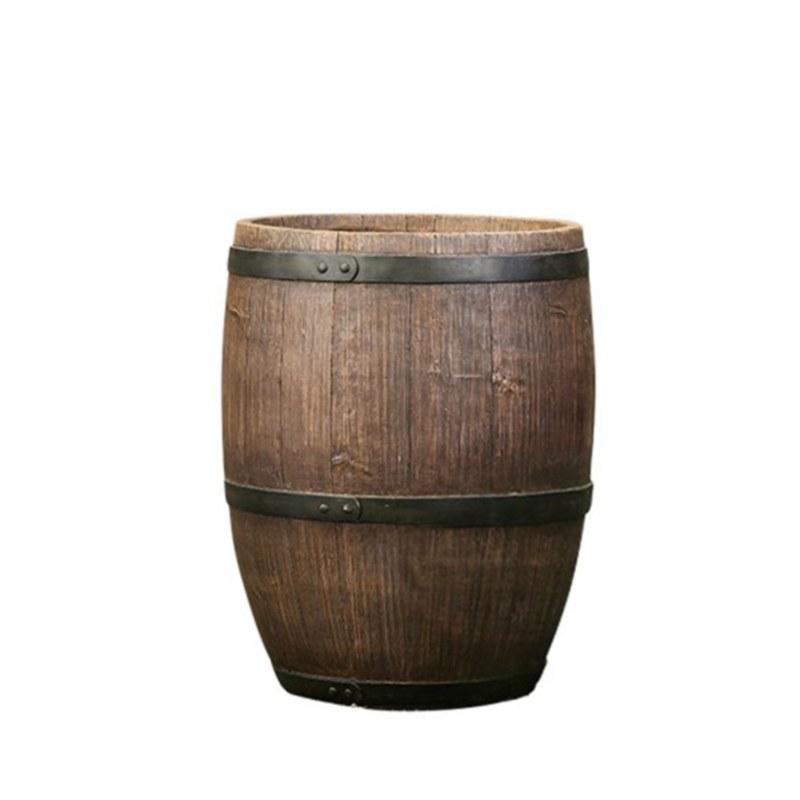 Barrel Planter Medium
