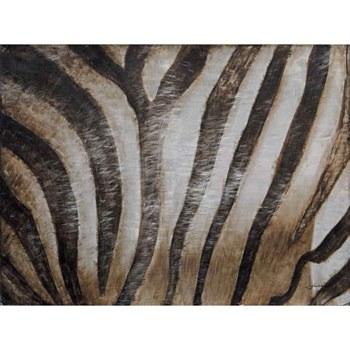 Oil Painting - Zebra