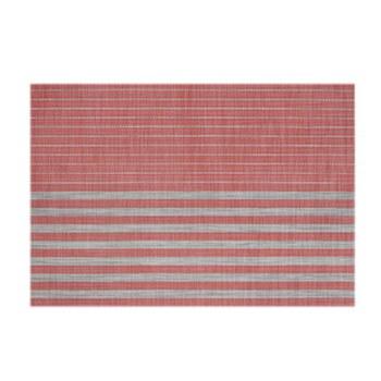 Vinyl Placemat - Linen Stripe