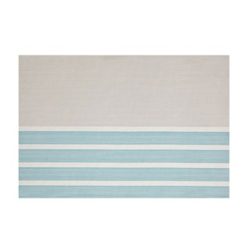 Vinyl Placemat - Pacific Stripe