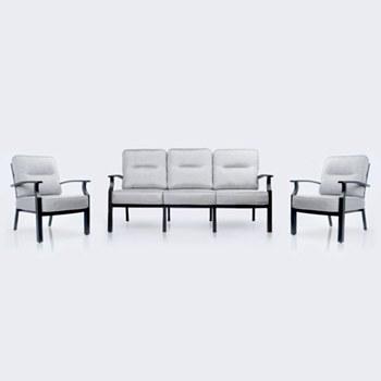 Belvedere Aluminum Set