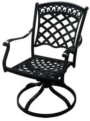 Blanca Swivel Rocker