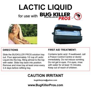 Lactic Lure - 4L
