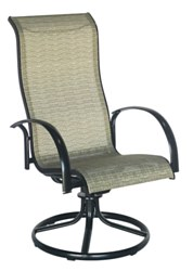 Carlo Sling Swivel Rocker