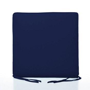 CHR6 - Dining Chair Seat Cushion - Navy Blue