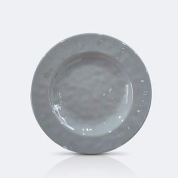 "Ciel 11"" Dinner Plate - Grey"
