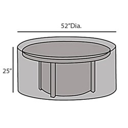 Protective Cover - Firepit Table