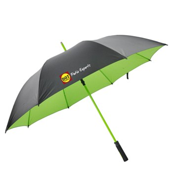 DOT Green Golf Umbrella