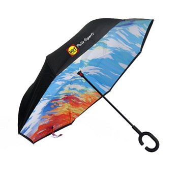 DOT Impressionist Inverted Umbrella