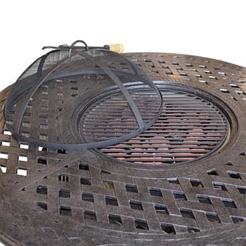 Gas Firepit Accessory Set