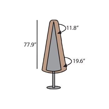 9' to 11' Umbrella Cover