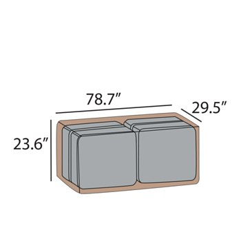 Cushion Carry Bag-Large