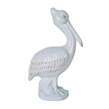 Ceramic Stork Decoration
