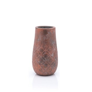 Ceramic Dusty Rose Vase