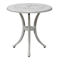 "Karina 21"" Round Side Table"