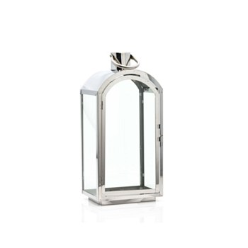 Large Stainless Steel Lantern