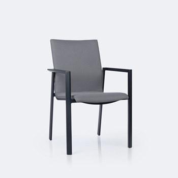 Manhattan Sling Padded Chair