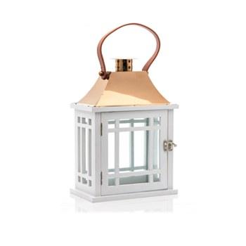 Small  Wood Lantern
