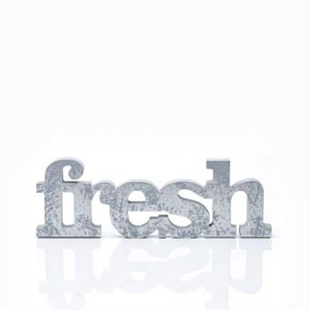 Wooden Word - Fresh