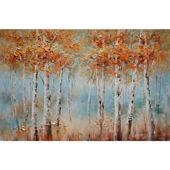 Oil Painting - Trees