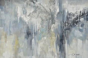 Oil Painting - Stormy Skies