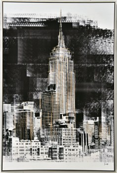 Oil Painting - New York State of Mind