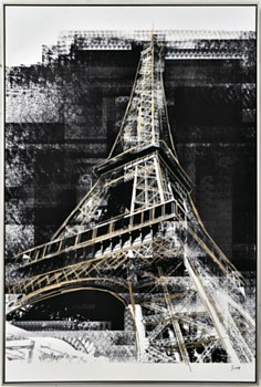 Oil Painting - Dream of Paris