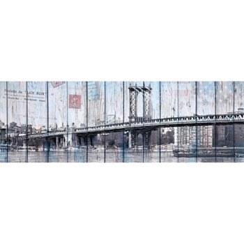 Oil Painting - Manhattan Bridge