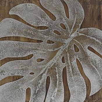 Oil Painting - Leaf