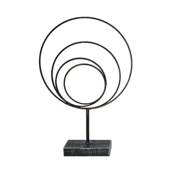 Small Metal Table Decoration