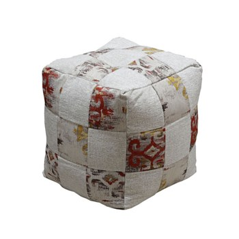 Quilted Pouf