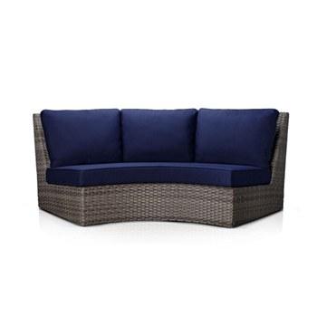 Rideau Curved Sofa