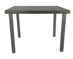 "Sunnyvale 38""SQ Dining Table"