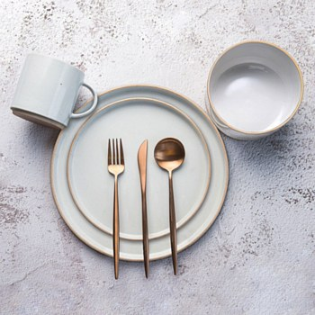 Terra 16-Piece Dinnerware Set