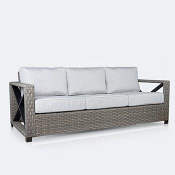 Urban Wicker Sofa