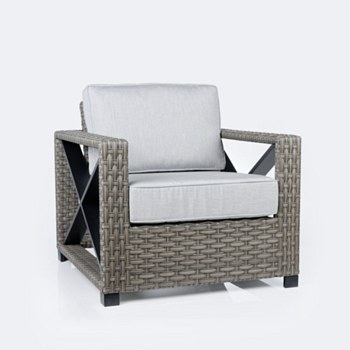 Urban Wicker Club Chair