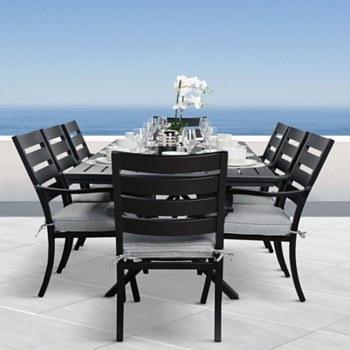 Coast Dining Set - 8 Seats