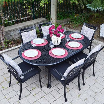June and Breeze Dining Set