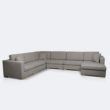 Kingston Sectional -RHF Chaise