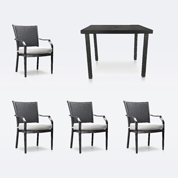 Sunnyvale Dining Set - 4 Chairs