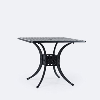 "Weave 36"" Square Table"