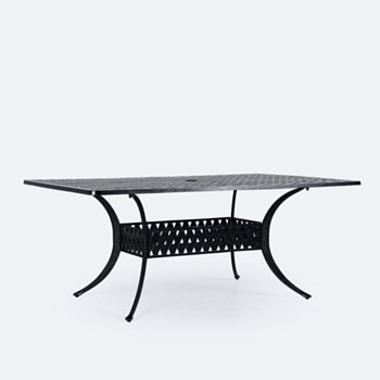 """Weave 42""""x72"""" Table"""